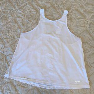 Nike Women's Workout DriFit tank top